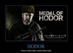 Enlace a Metal of Hodor