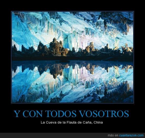 agua,china,Cueva de la Flauta de Caña,impresionante,mundo,natural,Naturaleza,paisajes,real,travel