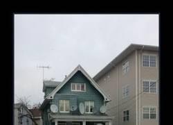 Enlace a La casa con más antenas
