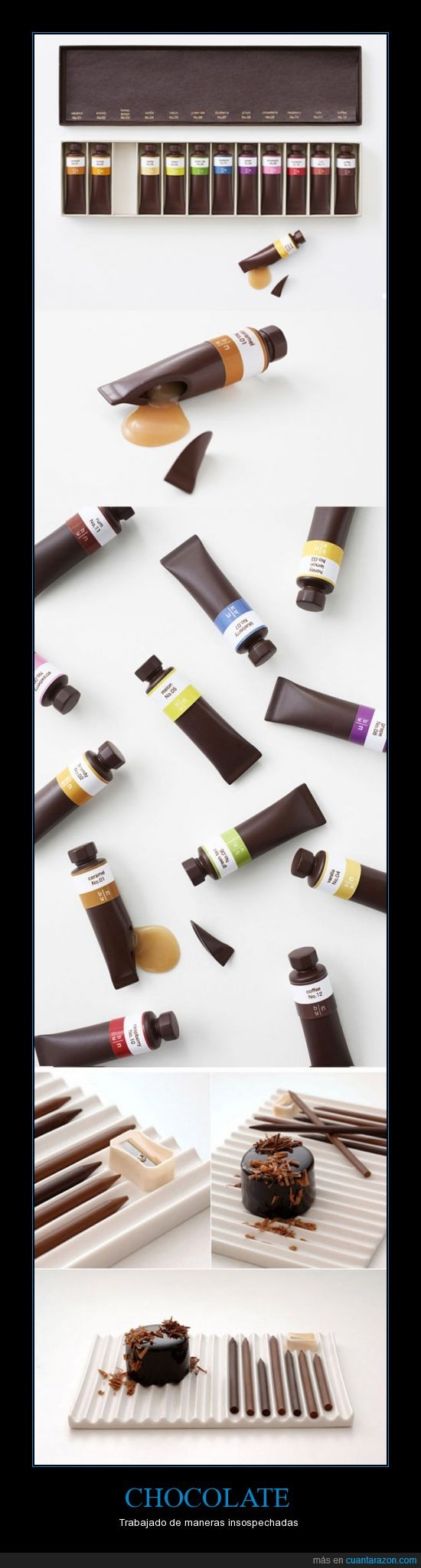 cacao,chocolate,color,innovación,lapices,pintura,punta,repostería