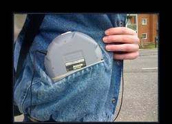 Enlace a El discman no te cabía en el bolsillo, sé lo que se siente