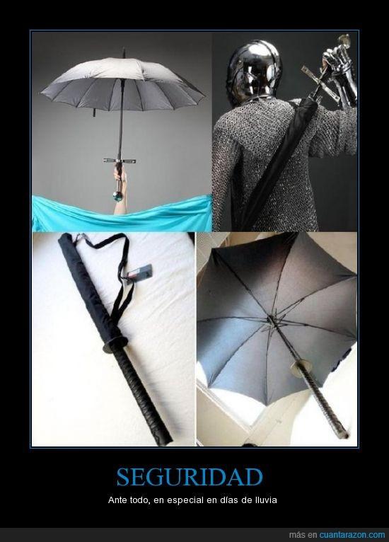 caballero,espada,katana,medieval,paraguas,parasol,sable