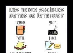 Enlace a ¿Cómo eran las redes sociales antes?
