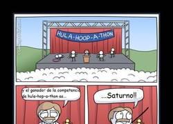 Enlace a Premio para Saturno
