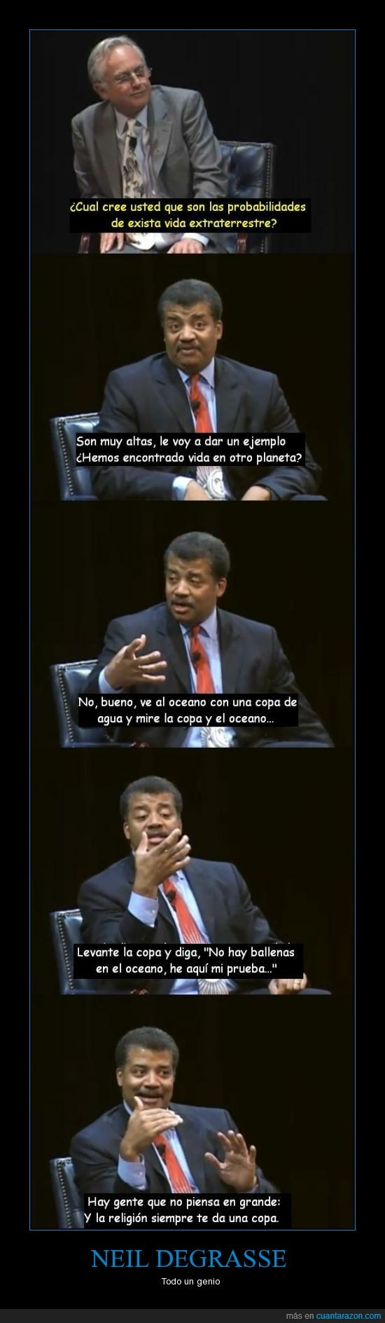COSMOS,DeGrasse,Discovery channel,genio,Neil