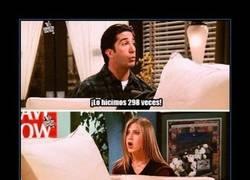 Enlace a Ross siempre llevaba la cuenta