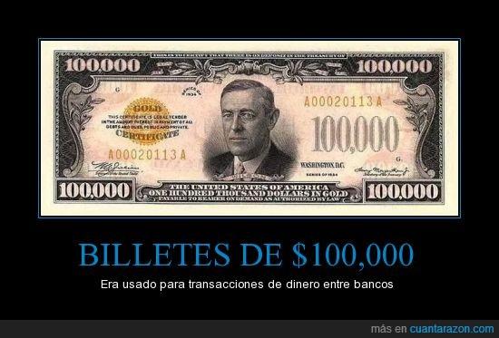 100000,banco,dinero,dolar,dolares,dollar,usa