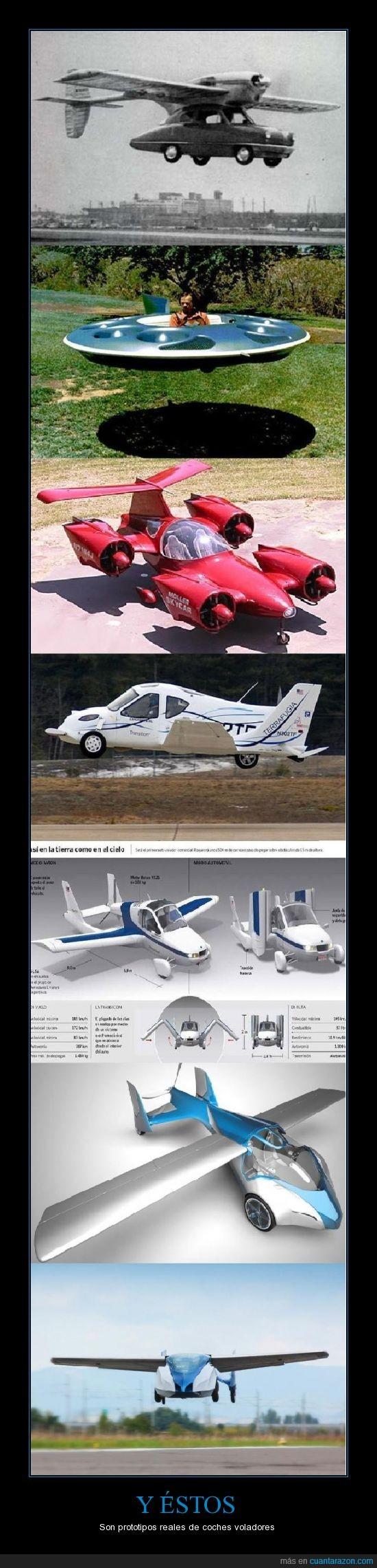 actualidad,aeromobil,alas,Autos voladores,avion,carros,coches,motor,pedo con cada sabor a mermelada :3,prototipos,volar