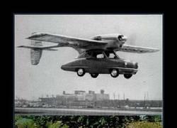 Enlace a Los coches voladores no son como te esperabas