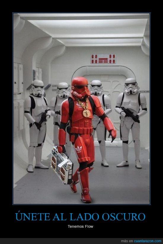 adidas,chandal,estilo,flow,soldado,star wars,stormtrooper