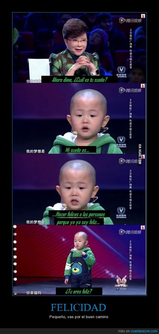 cantar,china,chino,felicidad,feliz,niño,programa,robot
