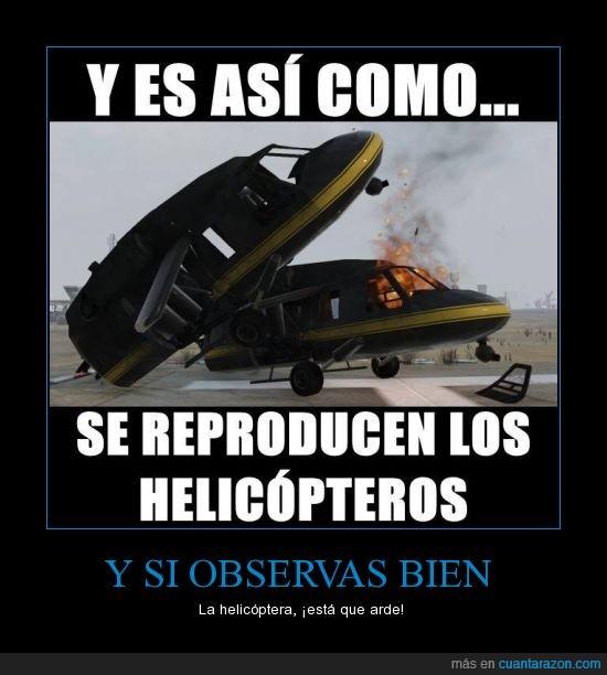 amor,arder,candente,helicoptero,montar,reproducen