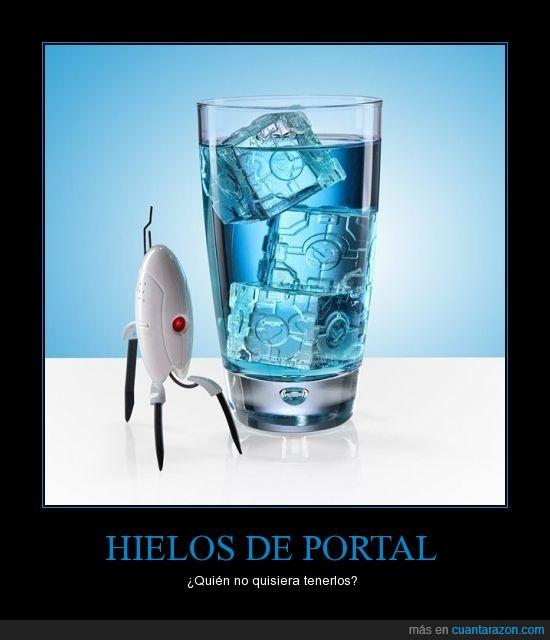 agua,cubo,hielo,mesa,torreta,vaso