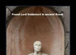 Enlace a ¿Voldemort en la antigua Roma?