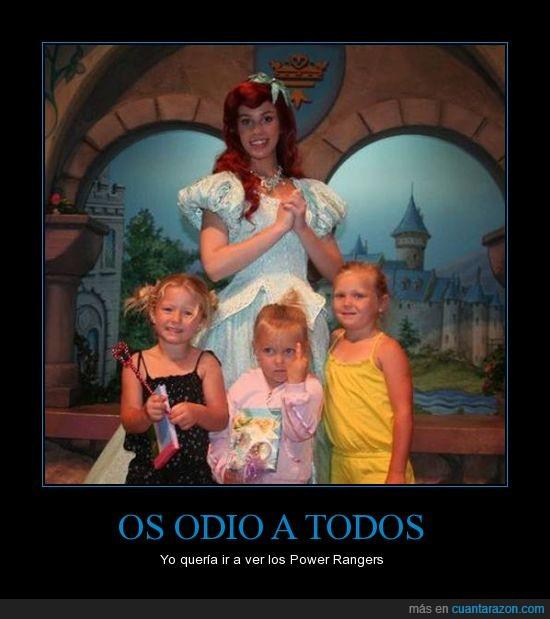 amarilla patita,disney,foto,llorando,niña,princesa ariel,saca dedo
