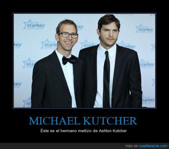Ahston Kutcher,hermano,Michael Kutcher,necesitó transplante de corazon,sufre de parálisis cerebral,superviviente