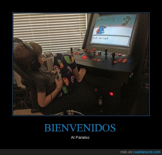arcade,jugar,mando,nes,niño,nintendo,pokemon,recreativa