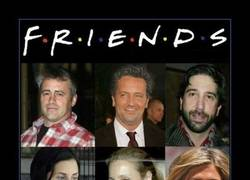 Enlace a ELENCO DE FRIENDS