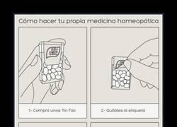 Enlace a La homeopatía es un placebo, dejaros de chorradas, anda