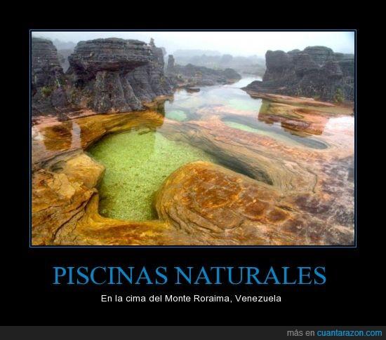 Canaima,Jacuzzi,La gran sabana,Naturaleza,Roraima,Venezuela