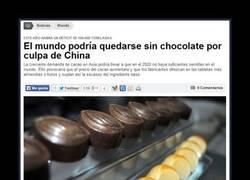 Enlace a ¡¿¡¿QUE SE ACABA EL CHOCOLATE DEL MUNDO?!?!
