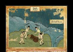 Enlace a Grandes títulos del cine en versión pintura otomana