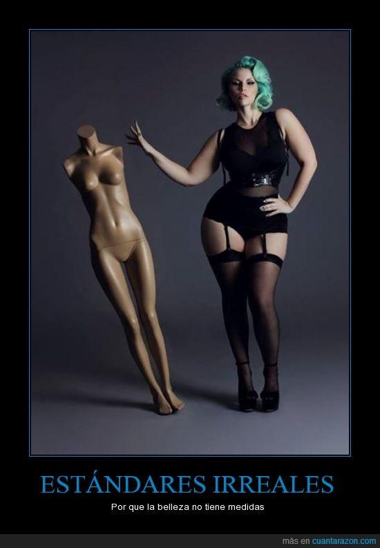 belleza,chica,curvas,estándares,maniqui,Modas,mujer,muñeca,pelo,verde