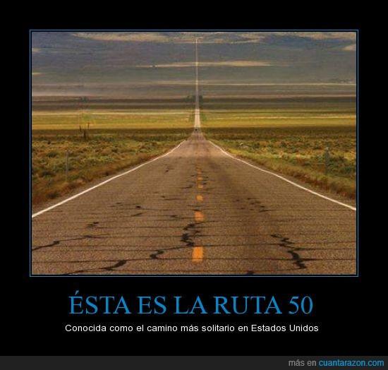 Camino,Carretera,Estados unidos,larga,Paisaje,recta,Soledad,solitaria,solitario