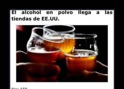 Enlace a ¿Tomaríais alcohol como éste?