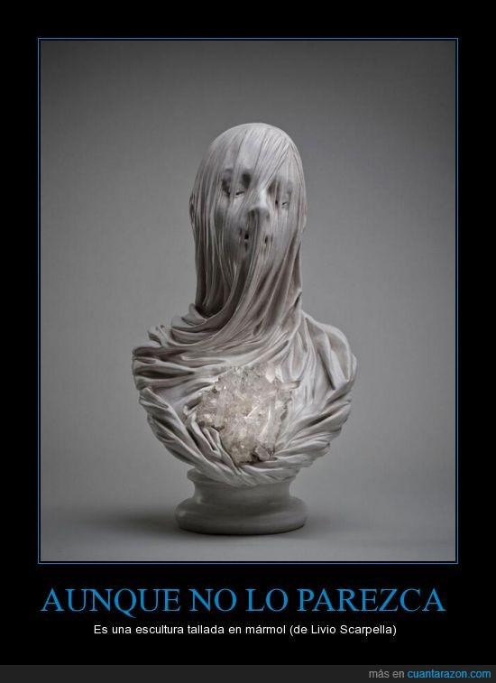 arte,busto,chica,detalle,escultura,marmol,movimiento,realista