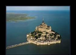 Enlace a La curiosa condición del monte Saint Michel