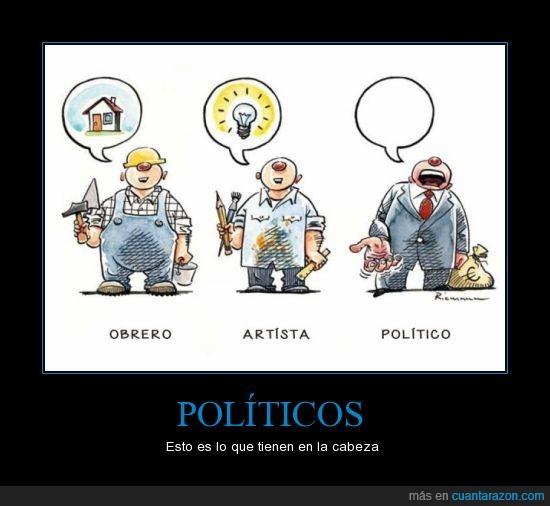 arte,cabeza,casa,construccion,dinero,idea,nada,pensar,políticos,vacio