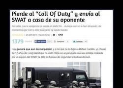Enlace a Los gamers no son violentos, los SWAT que te envían sí