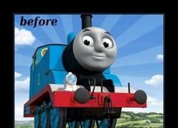 Enlace a Di NO a las drogas, en especial si eres un tren