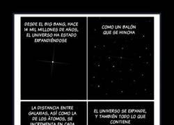 Enlace a Es verdad, que yo miro mucho Cosmos