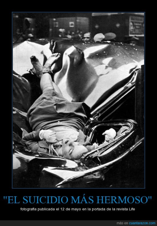 Empire State,Evelyn McHale,Se lanzó al vacío,Suicida,The most beautiful suicide