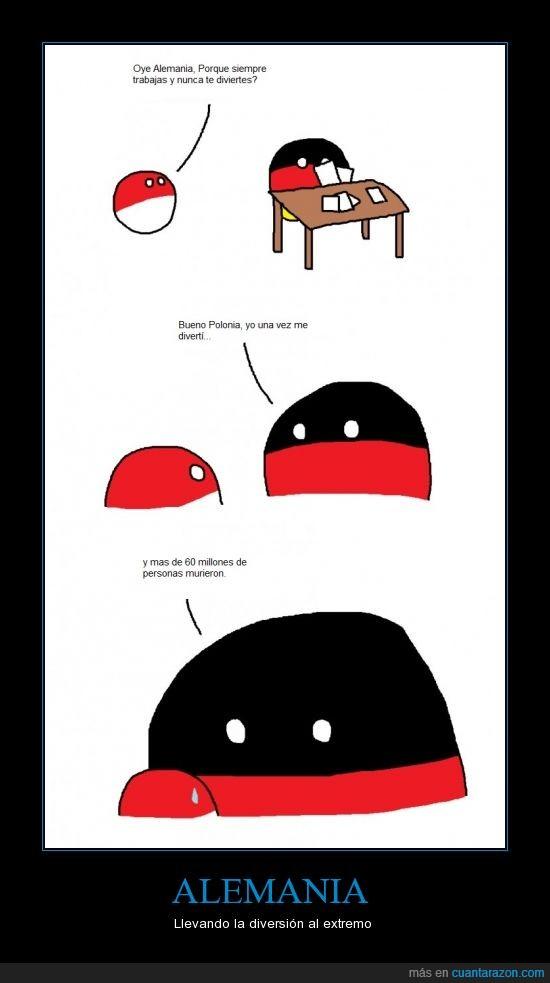 alemania,diversion,extremo,guerra mundial,nazis,polonia,trabajo