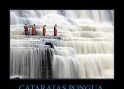 Enlace a ¿Quieres ver las cataratas a las que llaman El Paraíso en la Tierra?