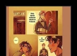 Enlace a La historia del herrero del corazón (2)