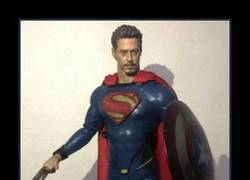 Enlace a Todos los superhéroes en uno... ¡Mola!