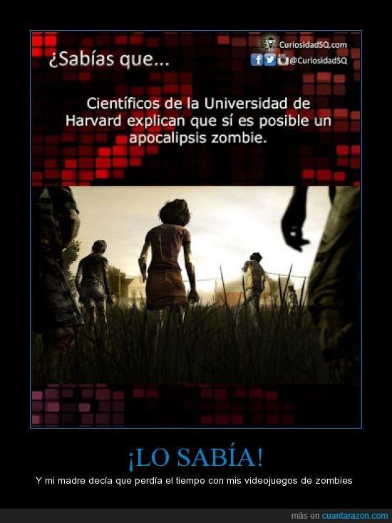 apocalipsis,harvard,posible,zombies