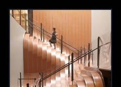 Enlace a No se me habrían ocurrido estas escaleras EN LA VIDA