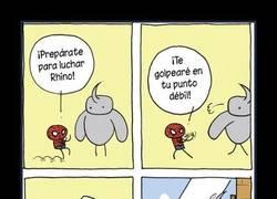 Enlace a La mayor debilidad de Spiderman