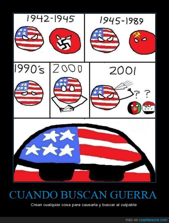 afganistan,EEUU,guerra,iraq,Nazis,pais,provocar,Rusia