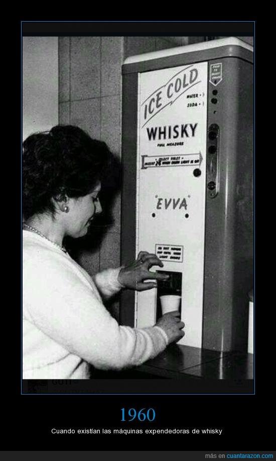 expendedora,maquina,refresco,vender,whisky