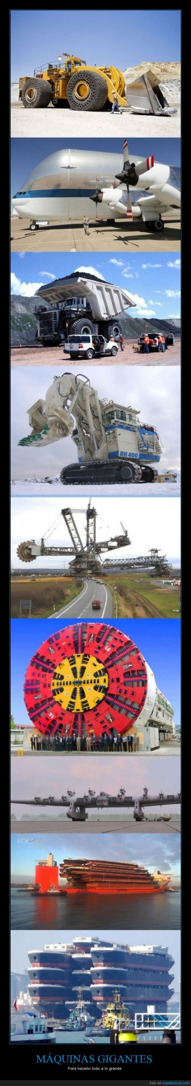 barco,gigante,grande,máquina,maquinaria,pequeño,potente