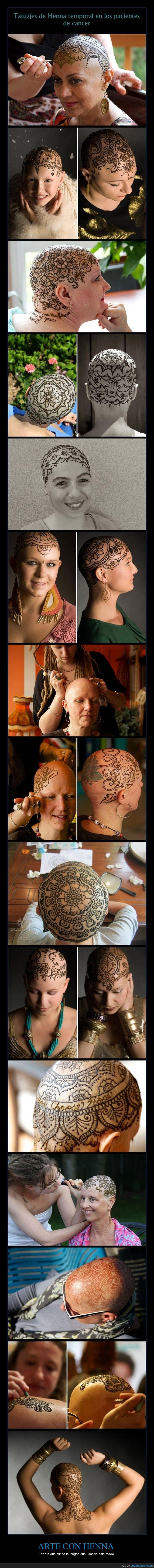 calvicie,cancer,henna,quimio,tatuaje,temporal