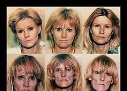 Enlace a La destrucción de una mujer a través de su drogadicción
