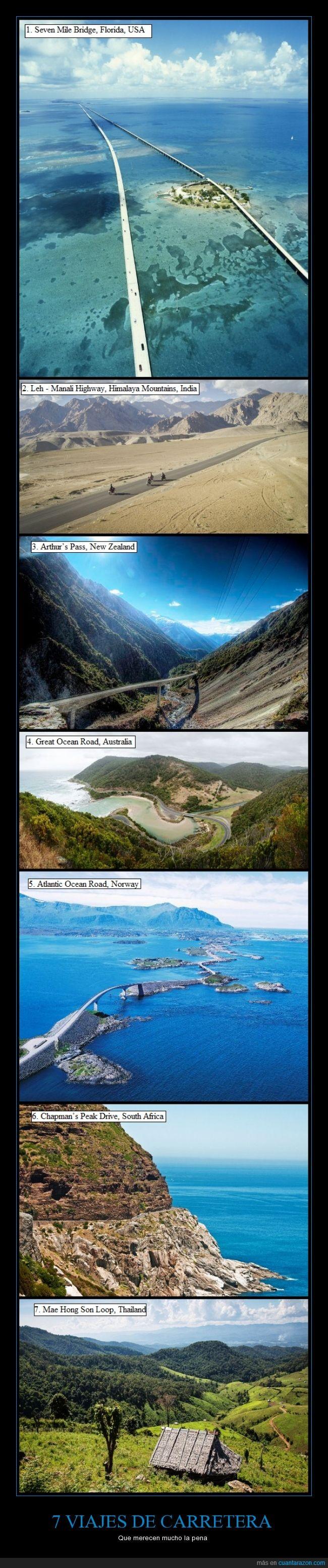 carretera,coche,destino,fregoneta con colegas,noruega,tailandia,viaje