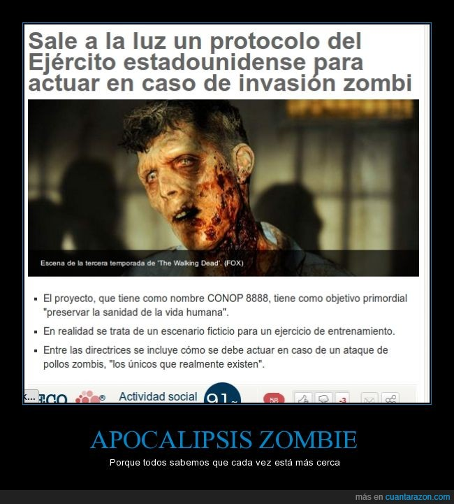 apocalipsis zombie,ataque,caso,en caso,muertos,protocolo
